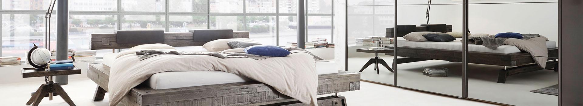 Schlafzimmer bei Möbel Mahler Siebenlehn