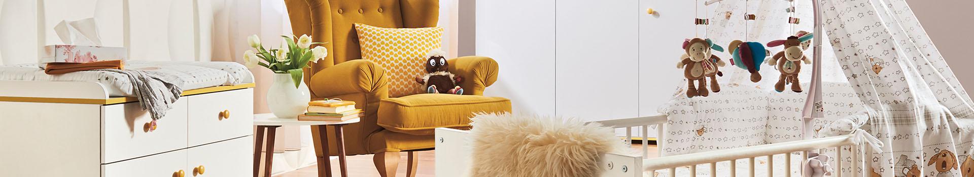 Babyzimmer bei Möbel Mahler Siebenlehn
