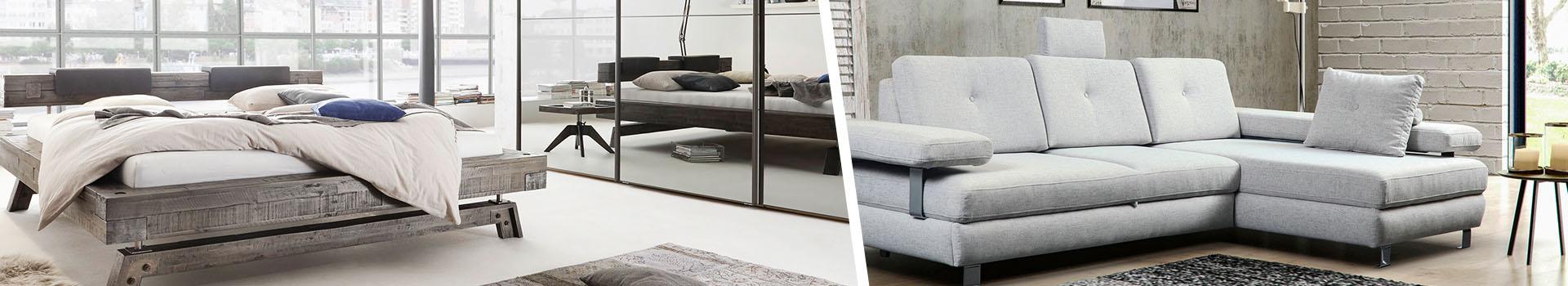 Möbel in großer Auswahl
