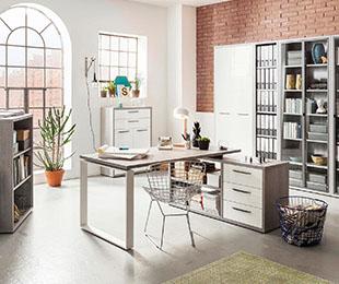 Eine vielfältige Auswahl an Büromöbel und Büroausstattungen Arbeitszimmer einrichten - mit dem Markensortiment von Möbel Mahler