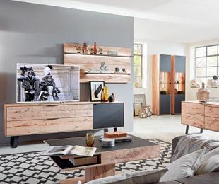 Wohnzimmer bei Möbel Mahler Siebenlehn